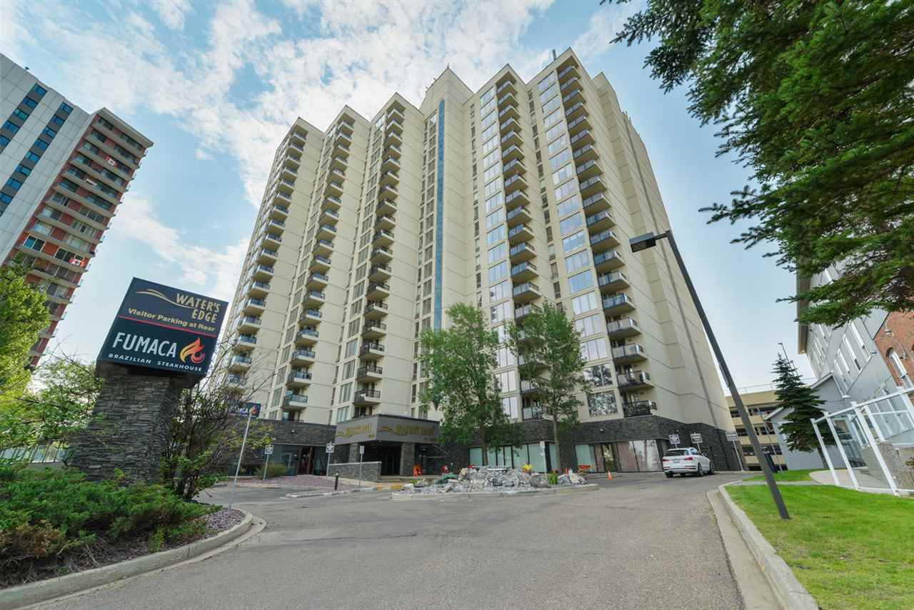 MLS® listing #E4151877 for sale located at 2008 10149 Saskatchewan Drive NW