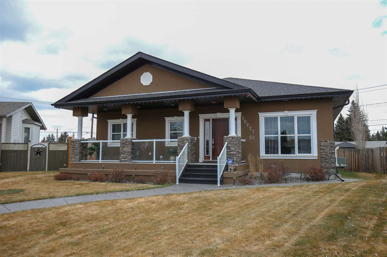 MLS® listing #E4152050 for sale located at 10227 52 Street