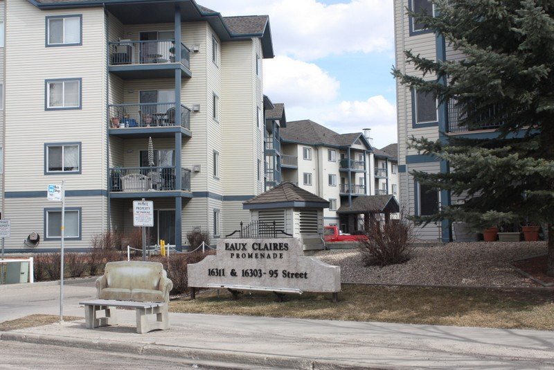 MLS® listing #E4152114 for sale located at 223 16303 95 Street
