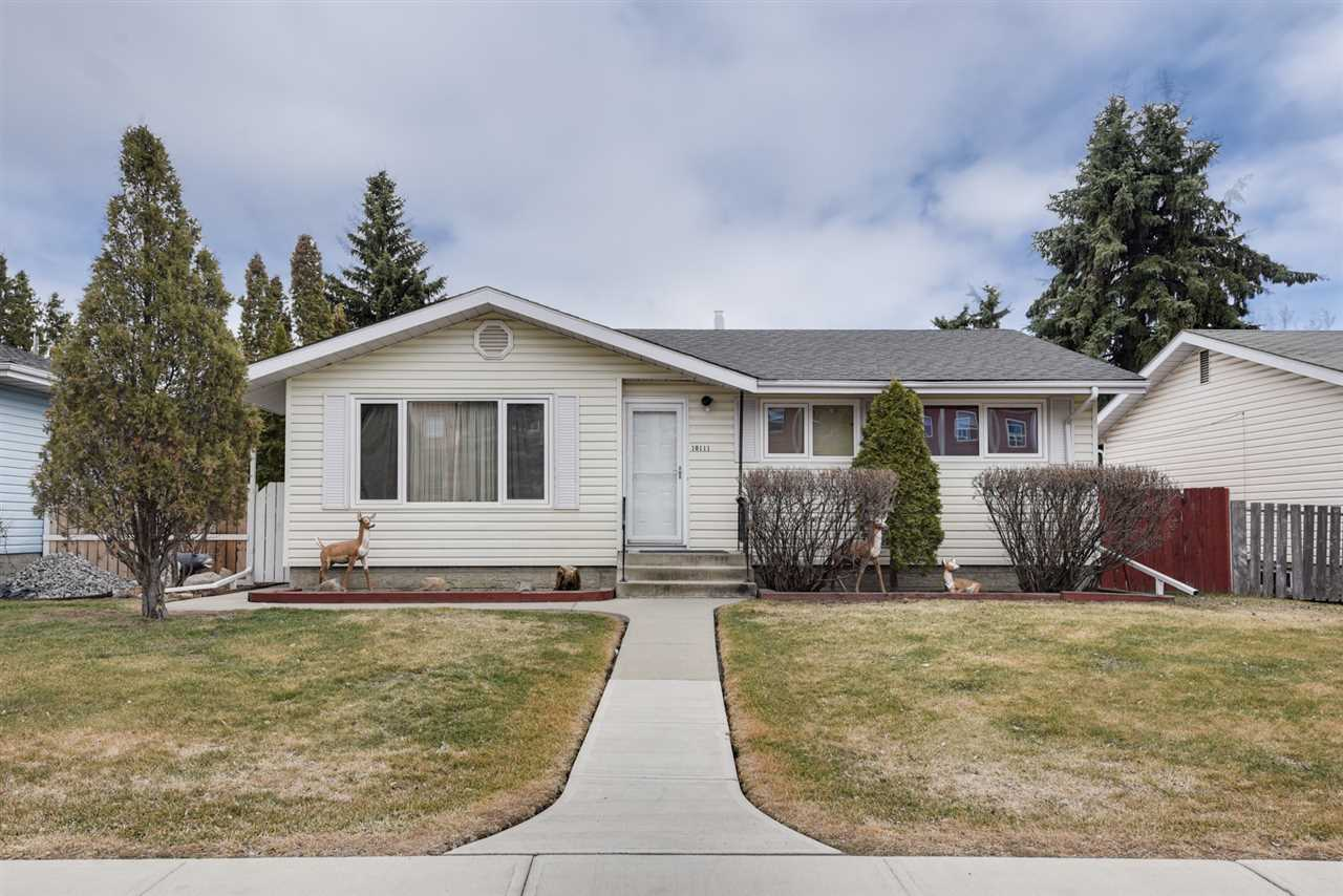 MLS® listing #E4152262 for sale located at 10111 135 Avenue