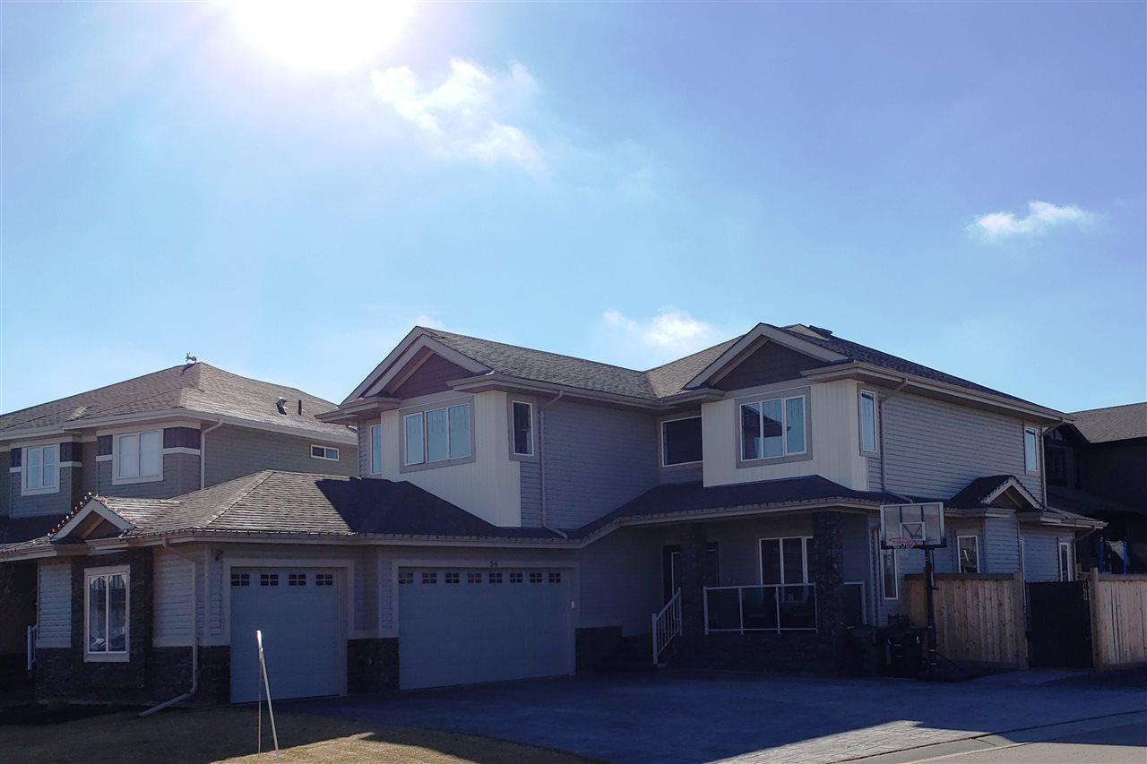 54 DANFIELD Place, Spruce Grove, Alberta   MLS® # E4152298