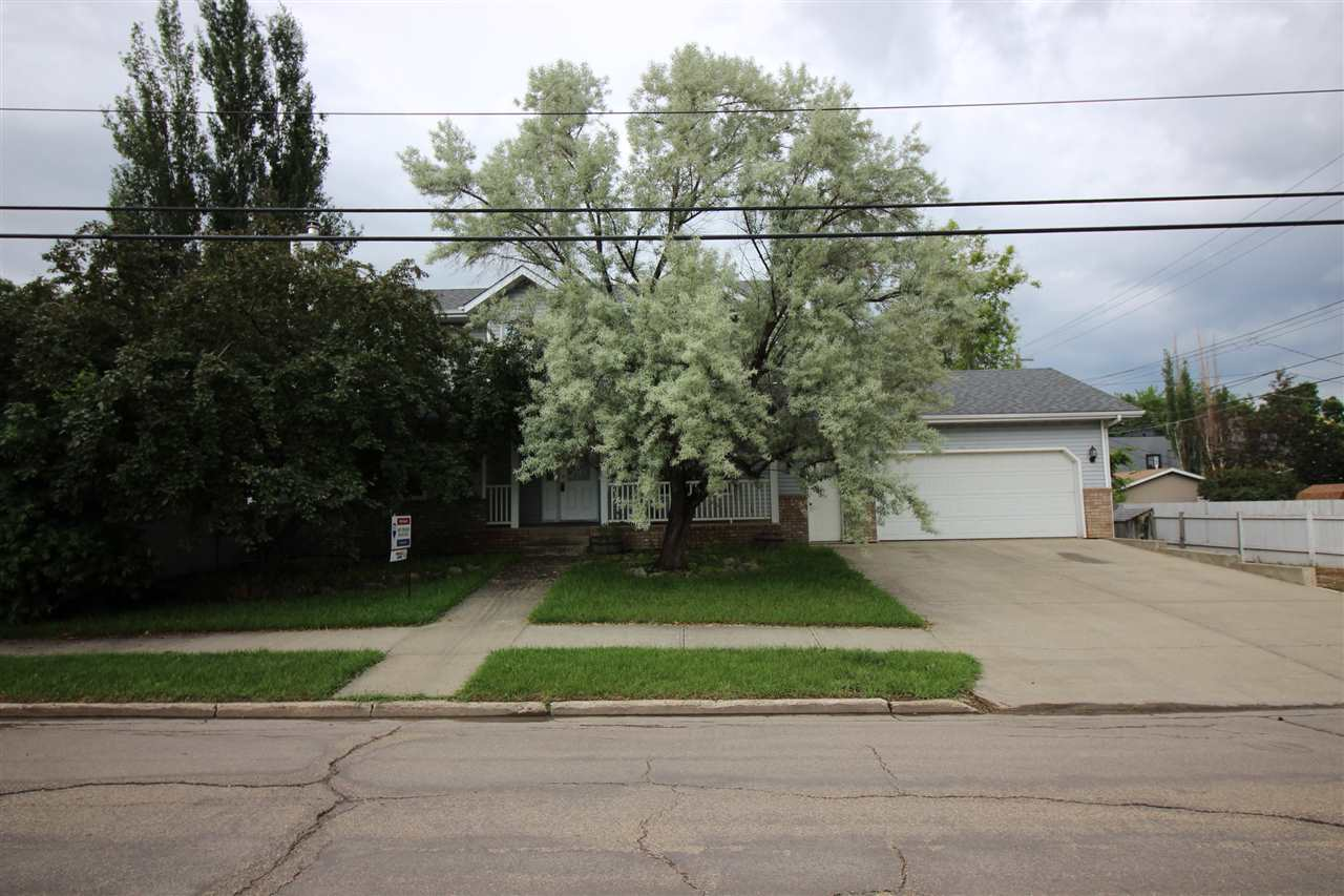 MLS® listing #E4152352 for sale located at 8812 101A Avenue