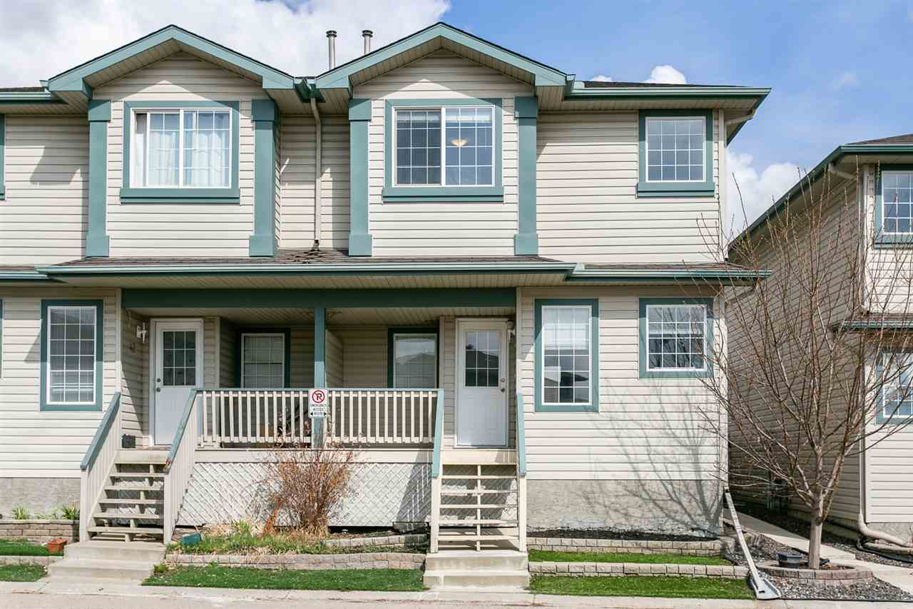 MLS® listing #E4152378 for sale located at 41 14803 MILLER Boulevard