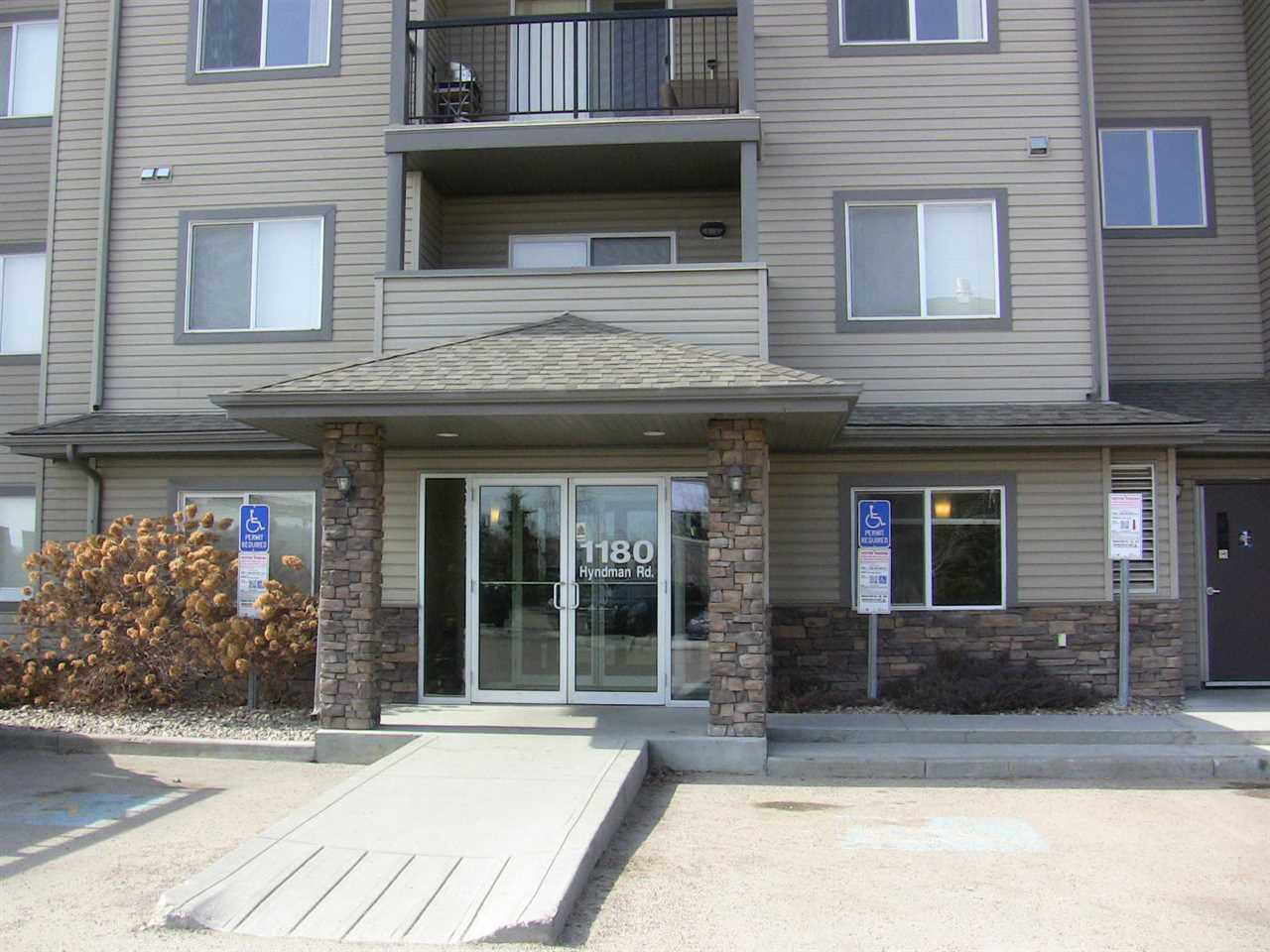 MLS® listing #E4152428 for sale located at 339 1180 HYNDMAN Road