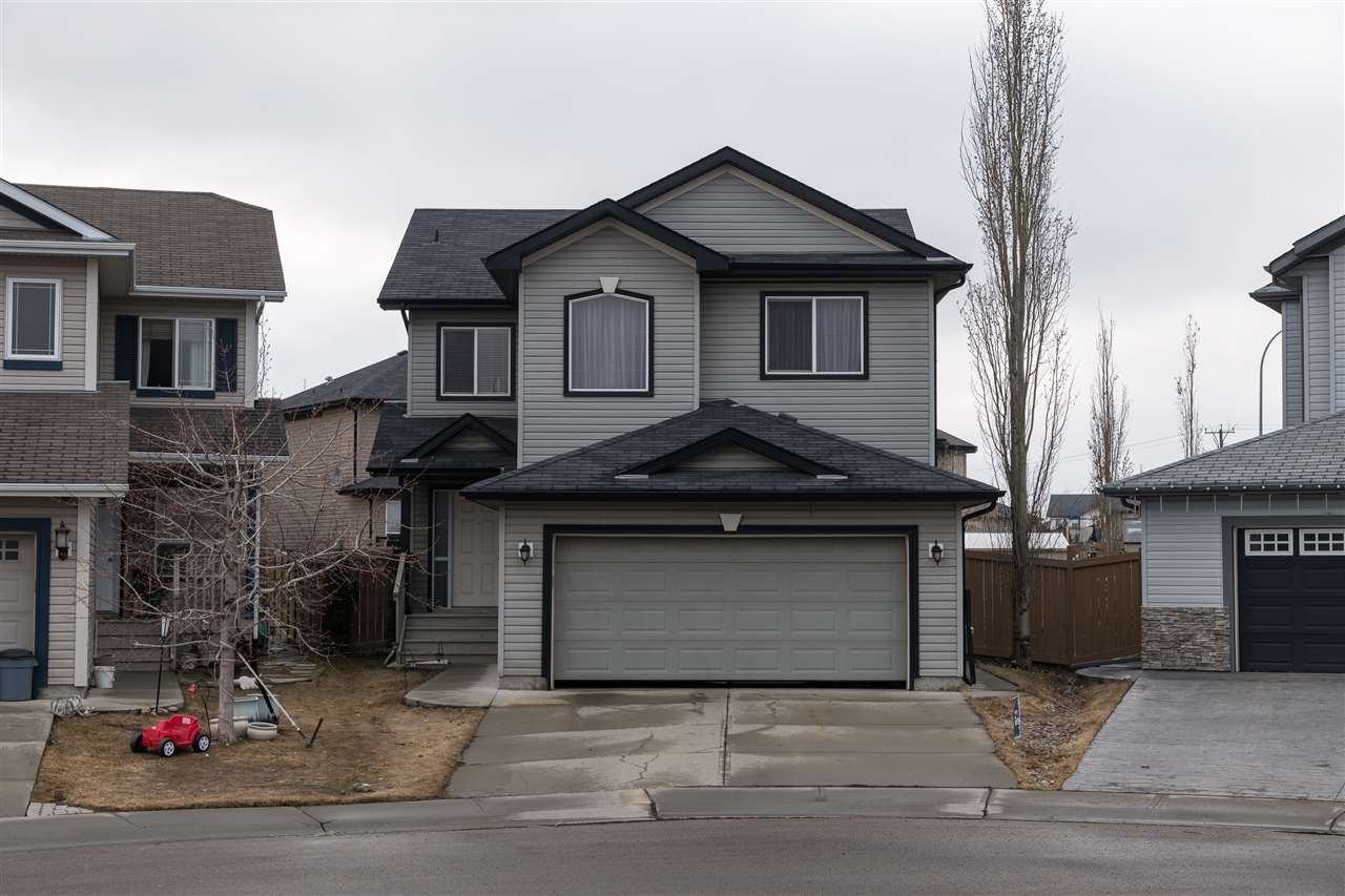 MLS® listing #E4152433 for sale located at 16518 57 Street NW