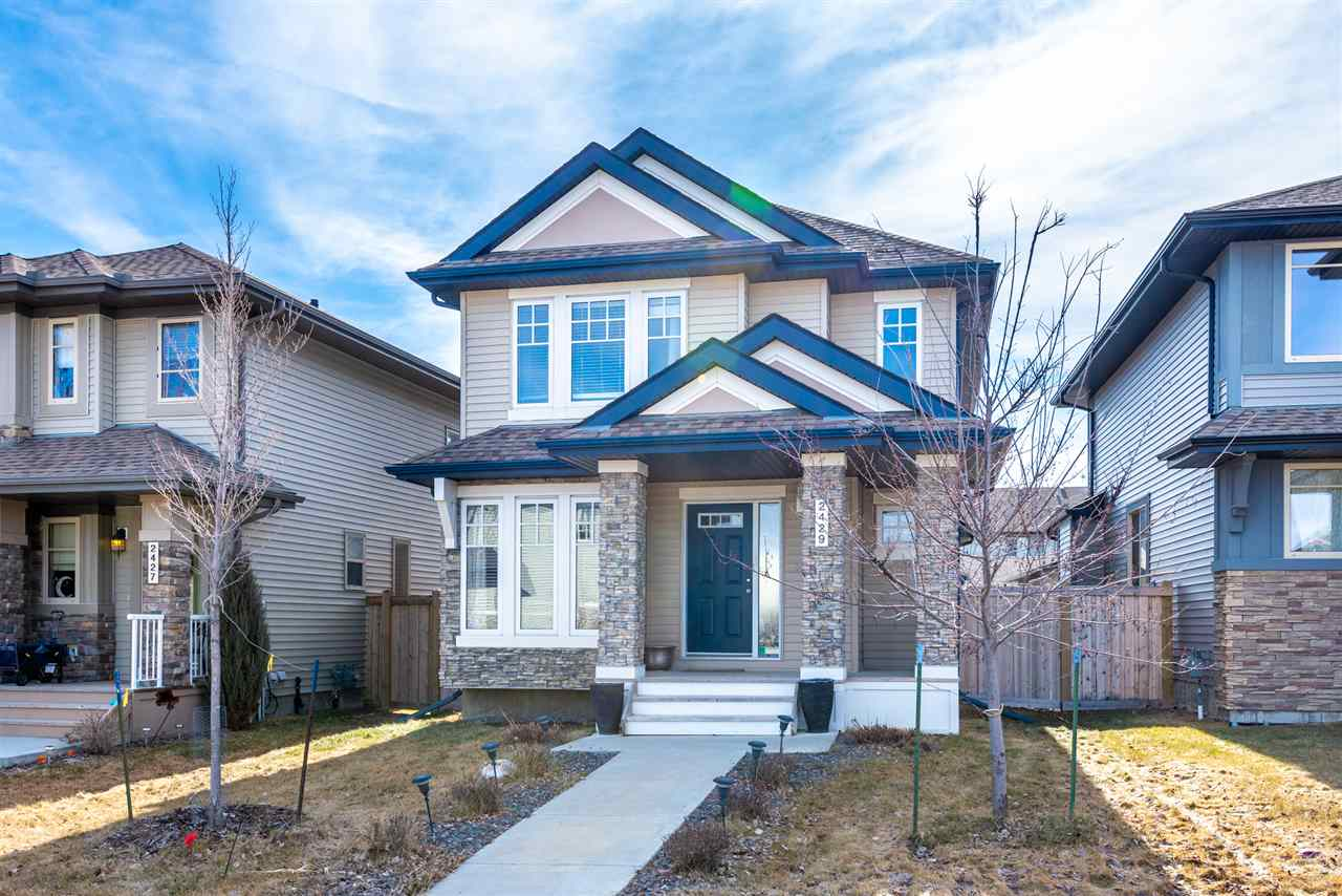 MLS® listing #E4152464 for sale located at 2429 AUSTIN Crescent