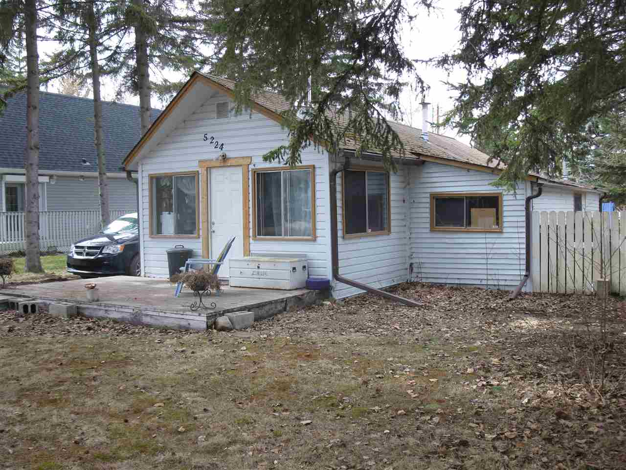 MLS® listing #E4152474 for sale located at 5224 48 Ave