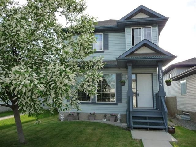 MLS® listing #E4152517 for sale located at 15314 137A Street