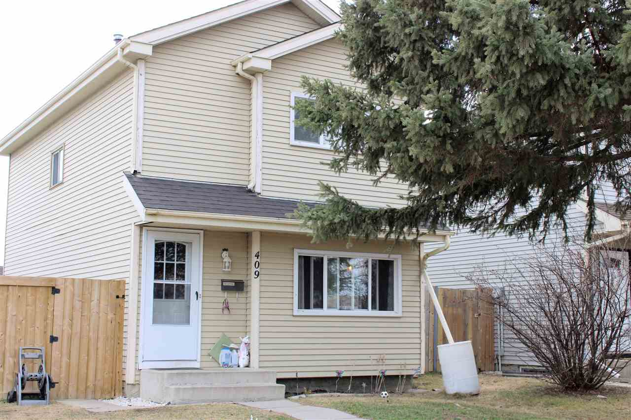 MLS® listing #E4152535 for sale located at 409 KIRKPATRICK Crescent