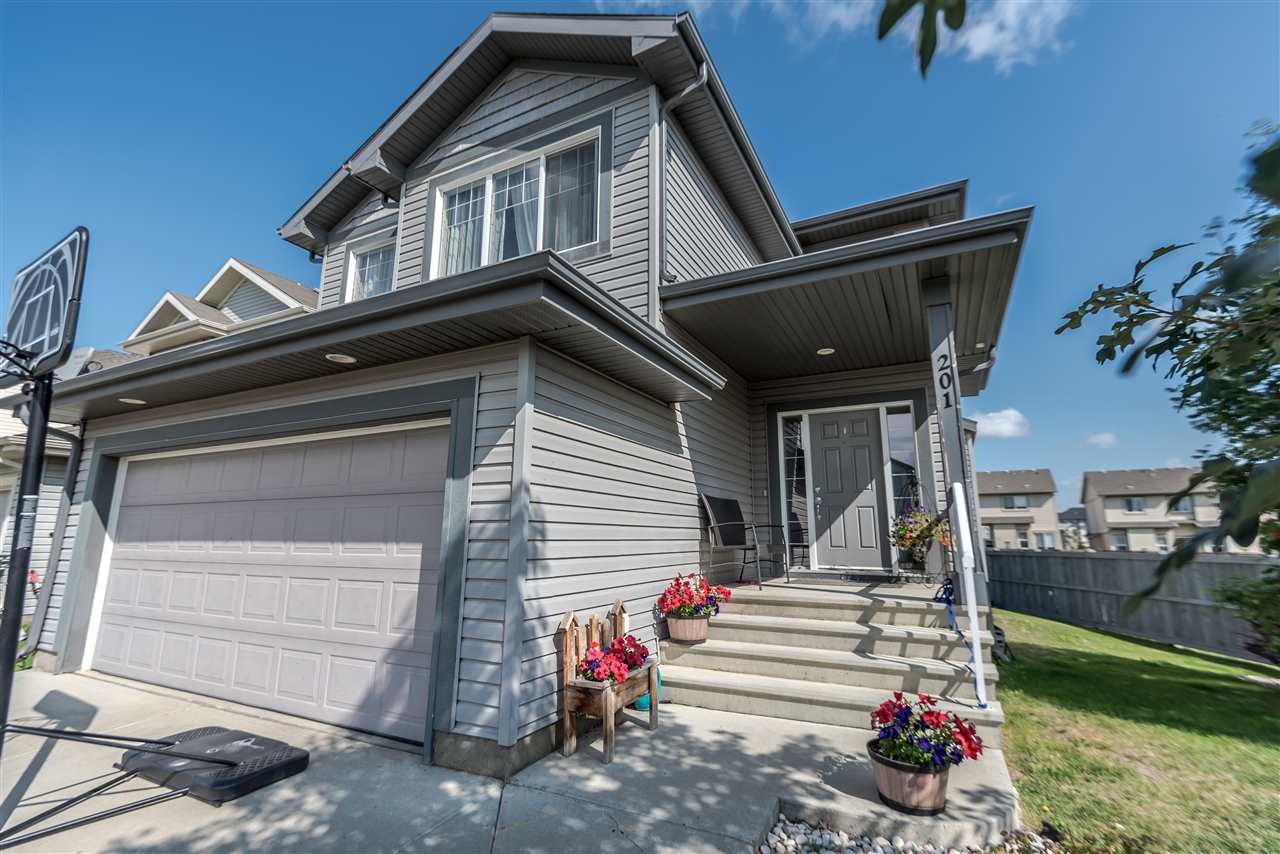 MLS® listing #E4152549 for sale located at 201 Silverstone Crescent