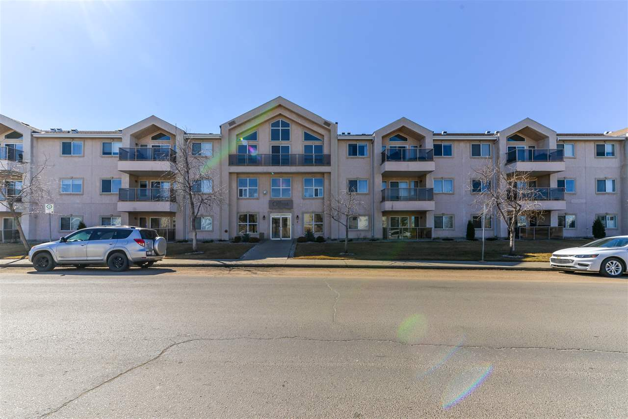 MLS® listing #E4152553 for sale located at 312 10421 42 Avenue