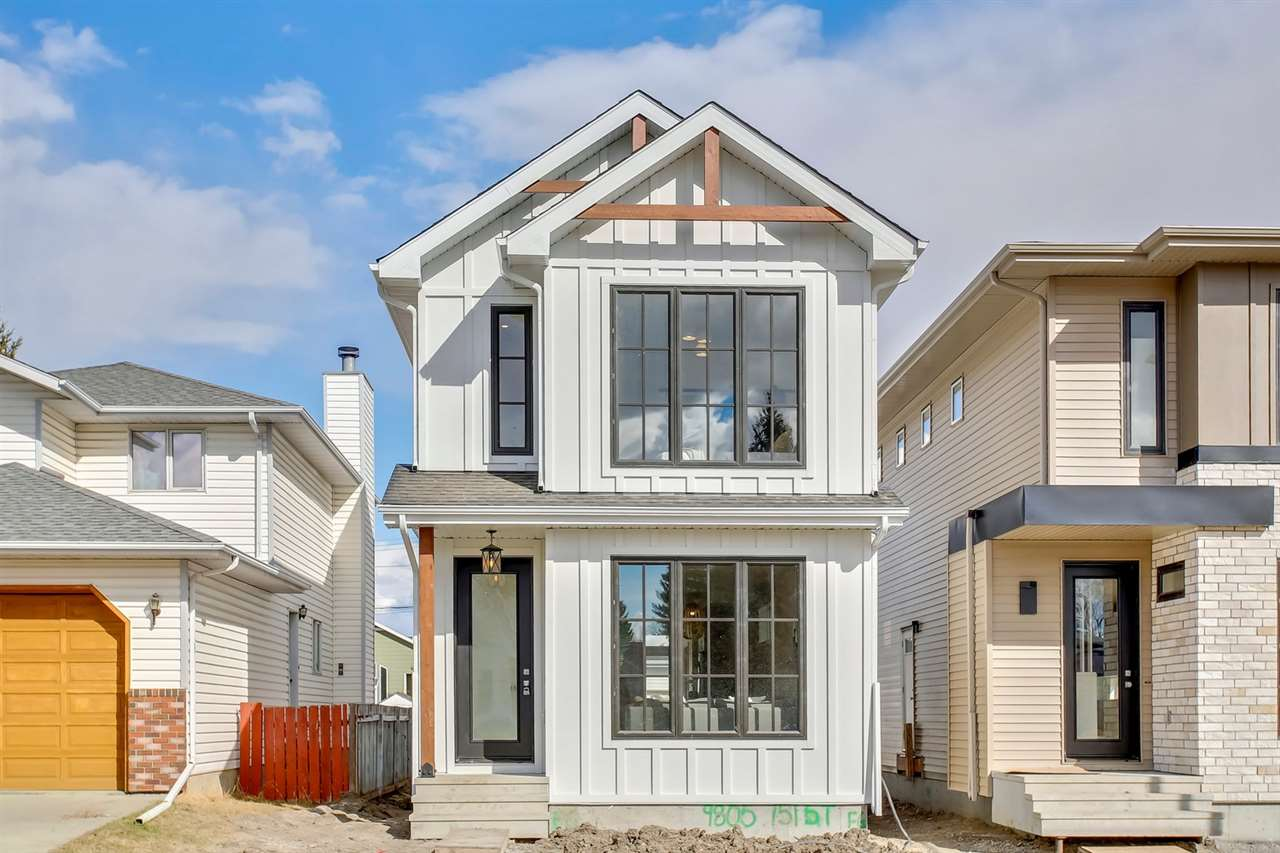 MLS® listing #E4152579 for sale located at 9805 151 Street