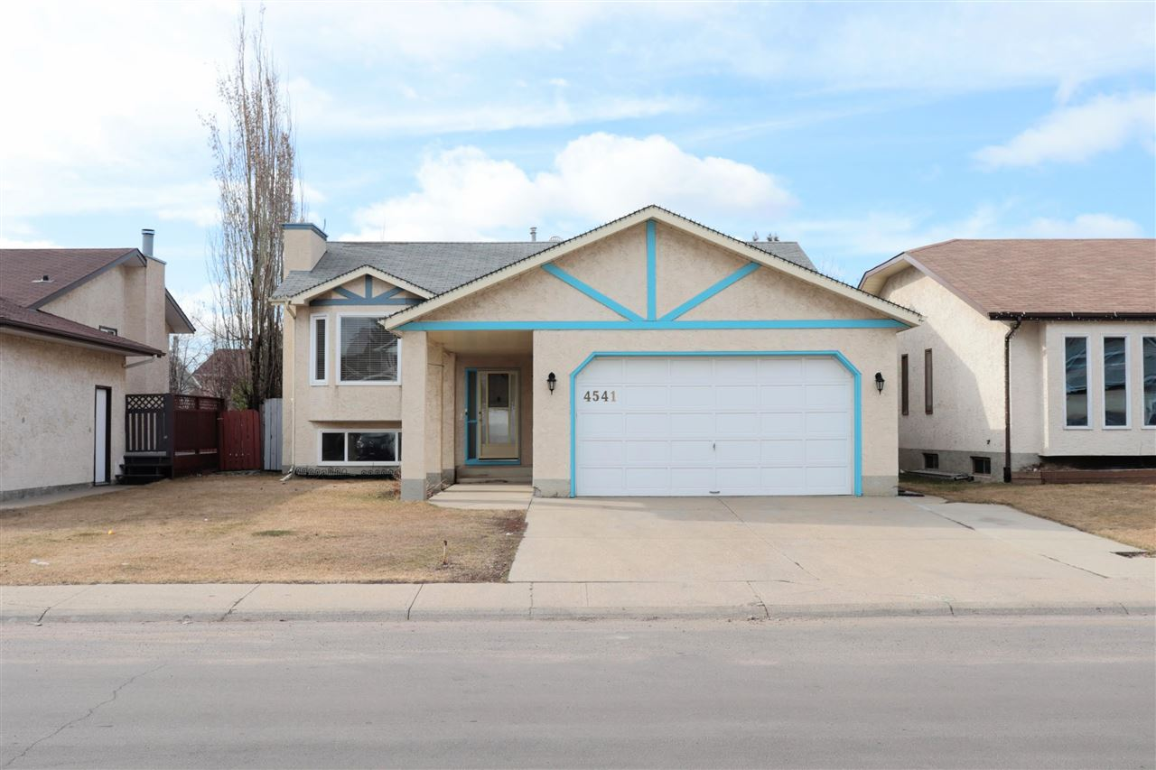 MLS® listing #E4152583 for sale located at 4541 30 Avenue