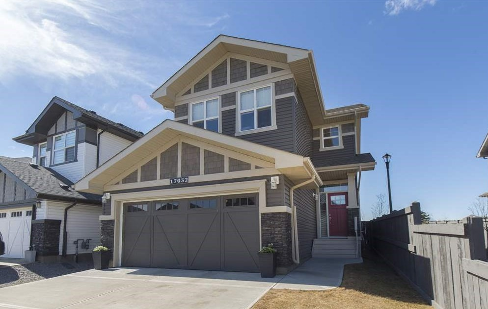 MLS® listing #E4152605 for sale located at 17032 43 Street