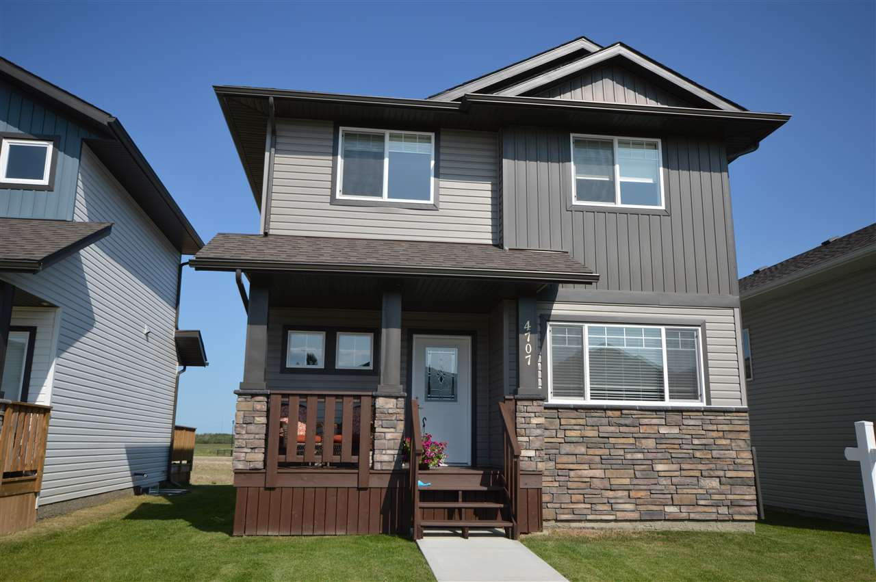 MLS® listing #E4152622 for sale located at 4707 38A Street