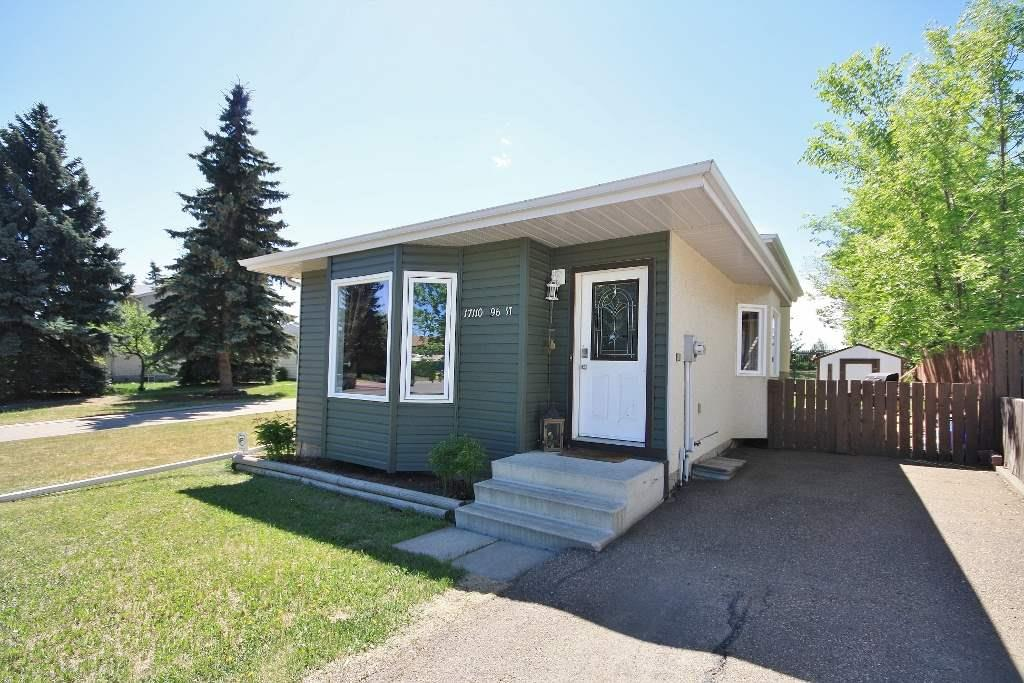 MLS® listing #E4152632 for sale located at 17110 96 Street