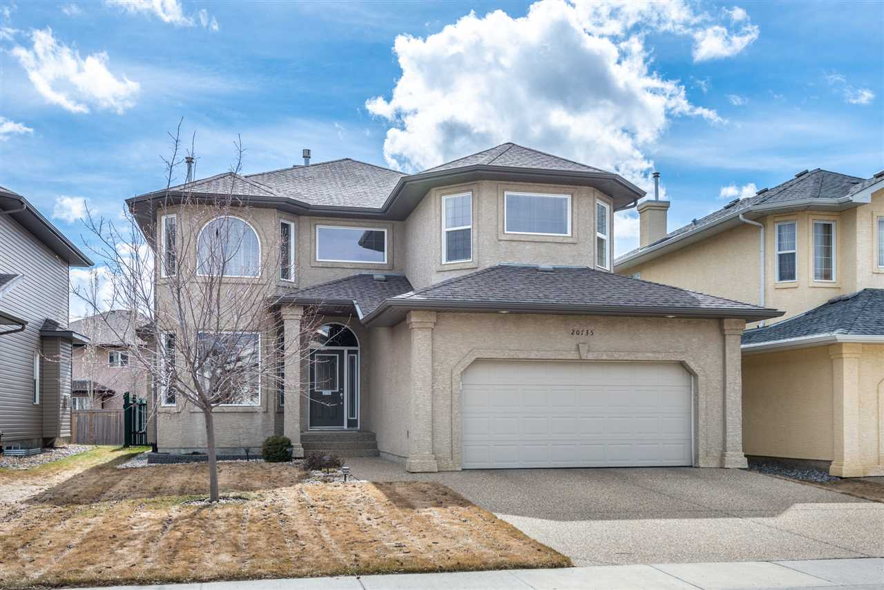 MLS® listing #E4152666 for sale located at 20735 89 Avenue