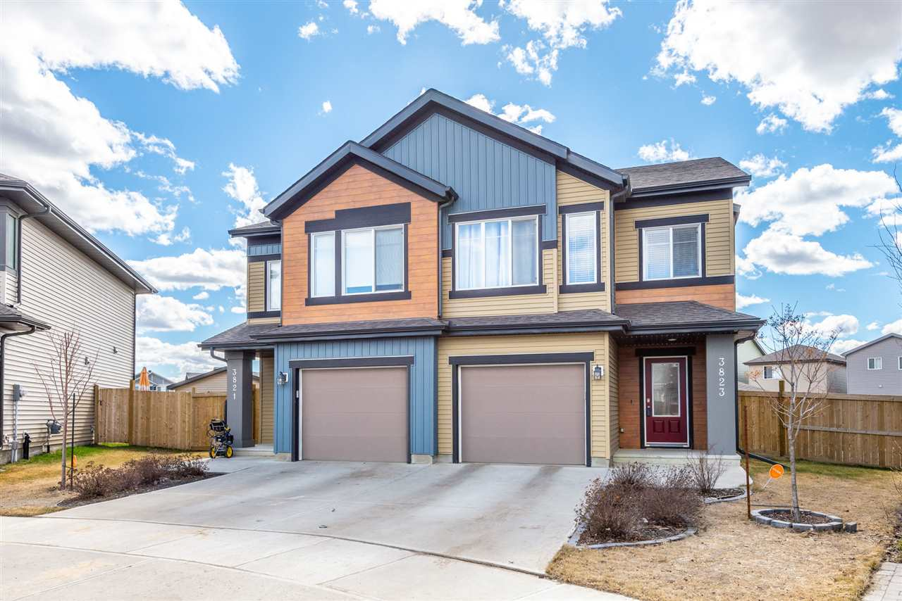 MLS® listing #E4152667 for sale located at 3823 POWELL Wynd