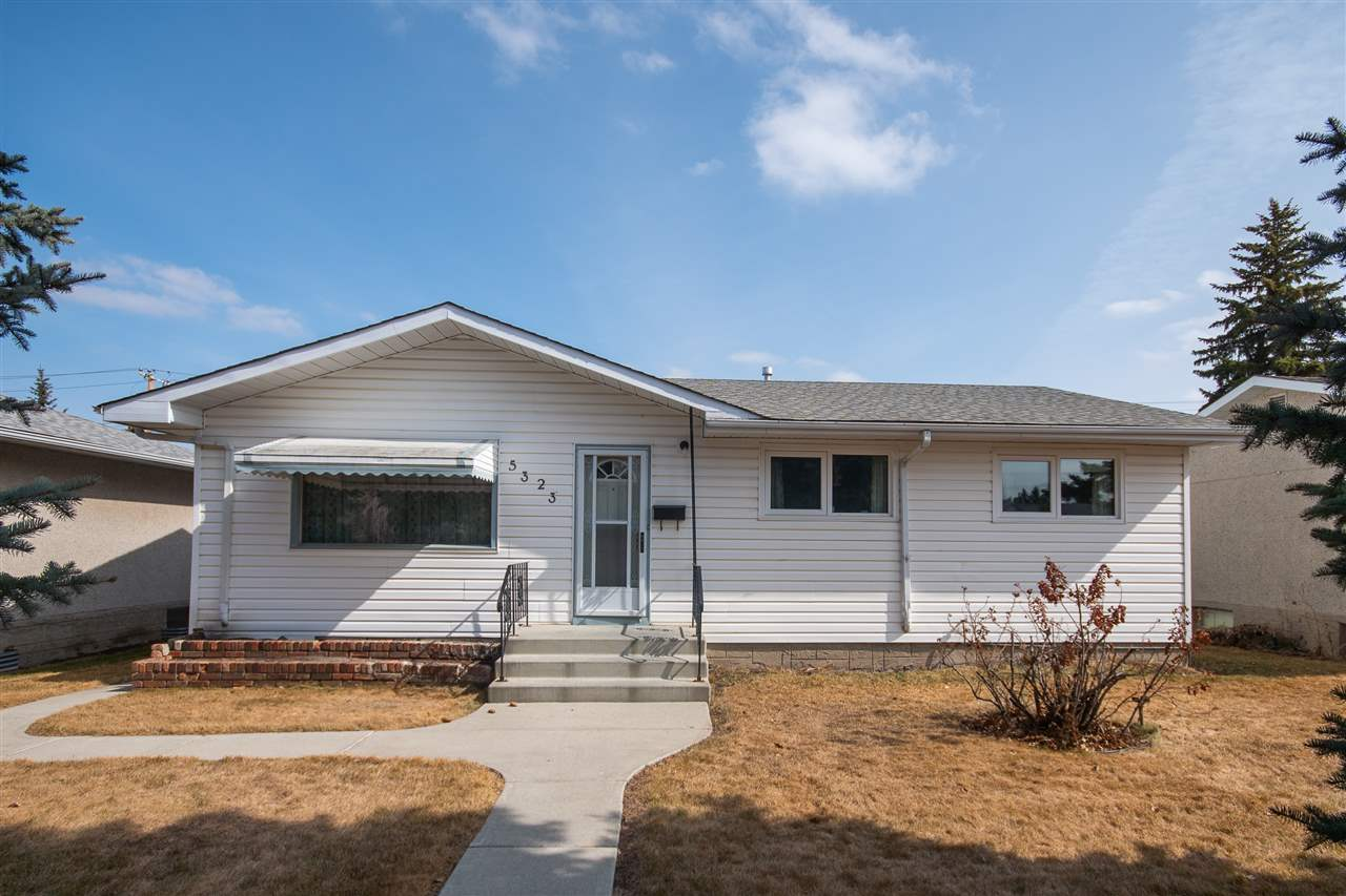 MLS® listing #E4152681 for sale located at 5323 104A Street