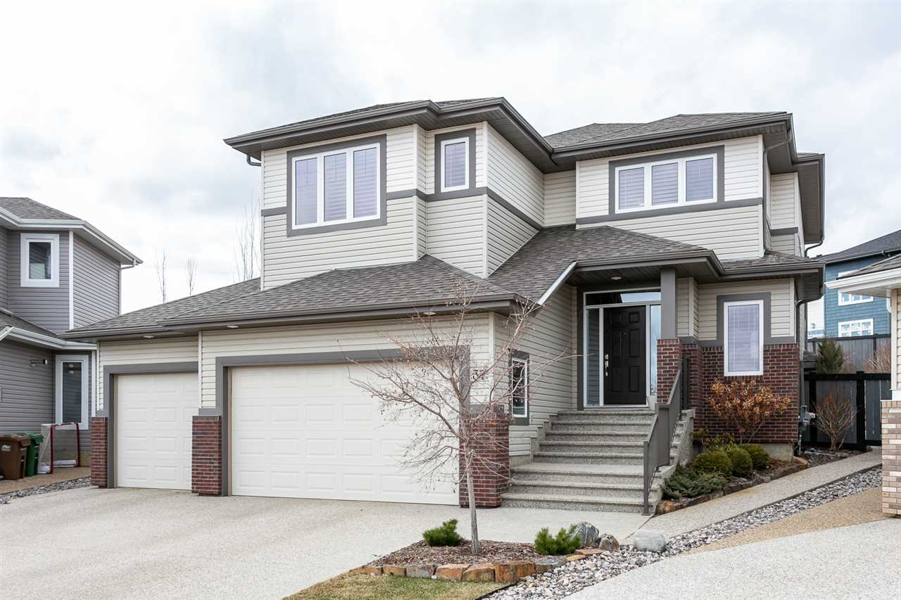 MLS® listing #E4152684 for sale located at 37 Oakcrest Terrace