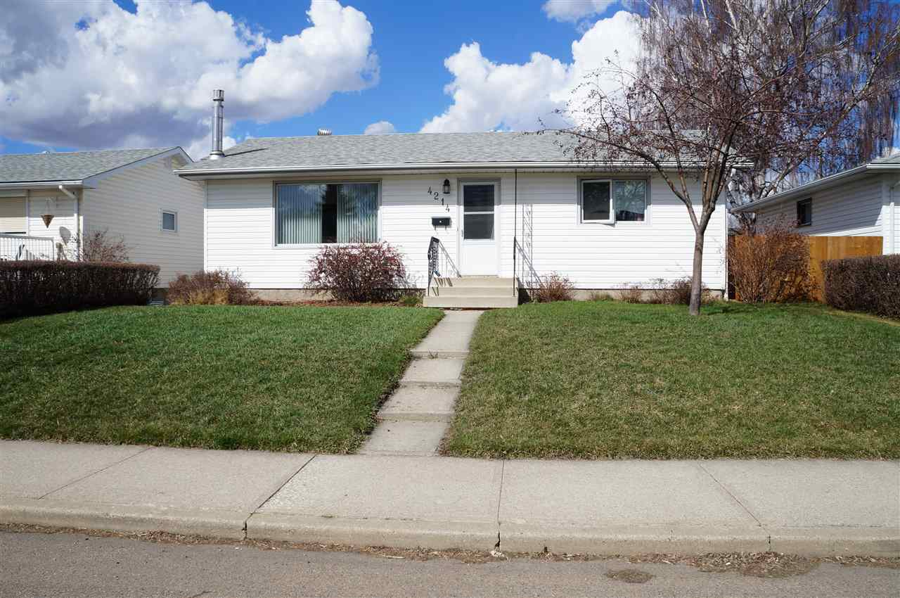 MLS® listing #E4152701 for sale located at 4214 116 Avenue