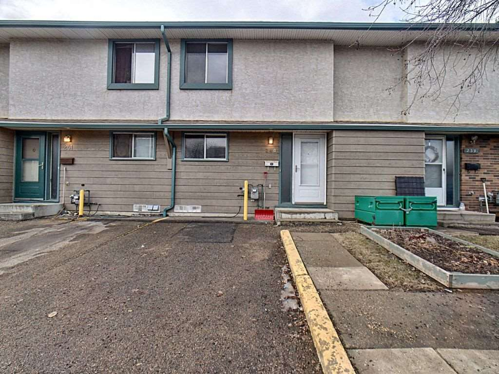 MLS® listing #E4152723 for sale located at 240 Abbottsfield Road