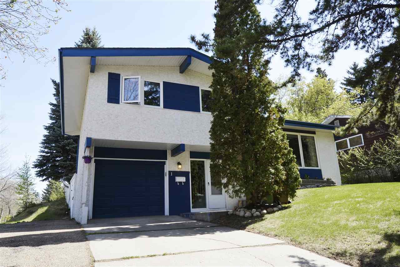 MLS® listing #E4152741 for sale located at 1 GREENWICH Crescent