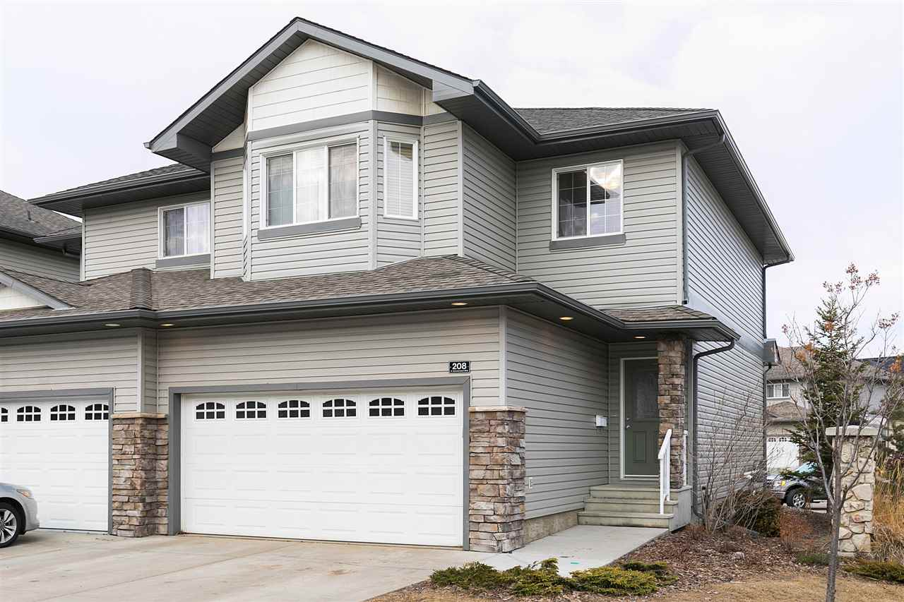 MLS® listing #E4152746 for sale located at 208 41 SUMMERWOOD Boulevard