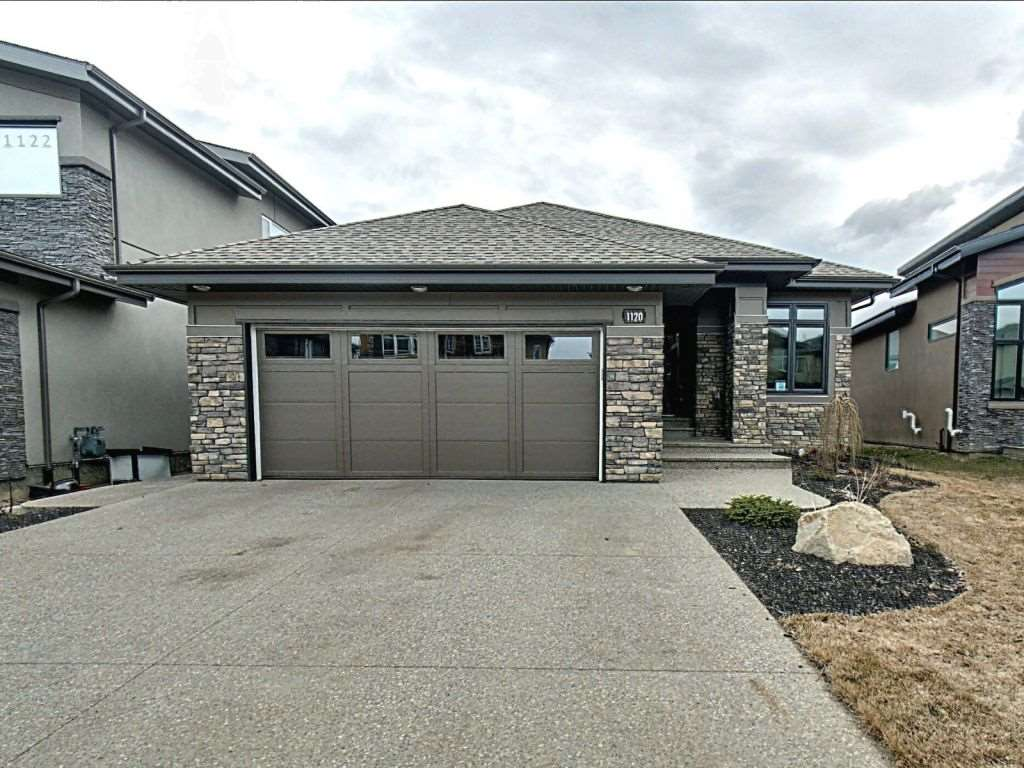 MLS® listing #E4152774 for sale located at 1120 Hainstock Green