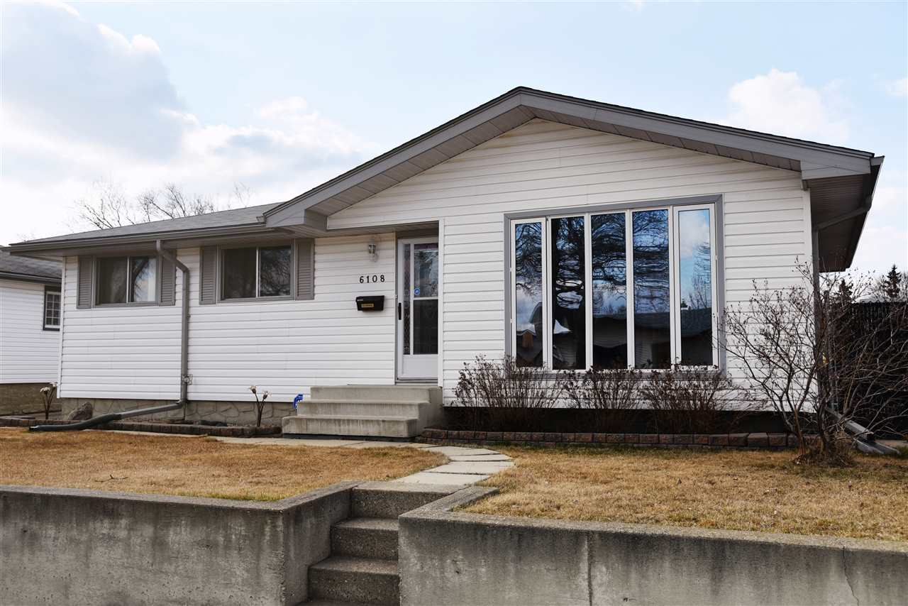 MLS® listing #E4152790 for sale located at 6108 148 Avenue