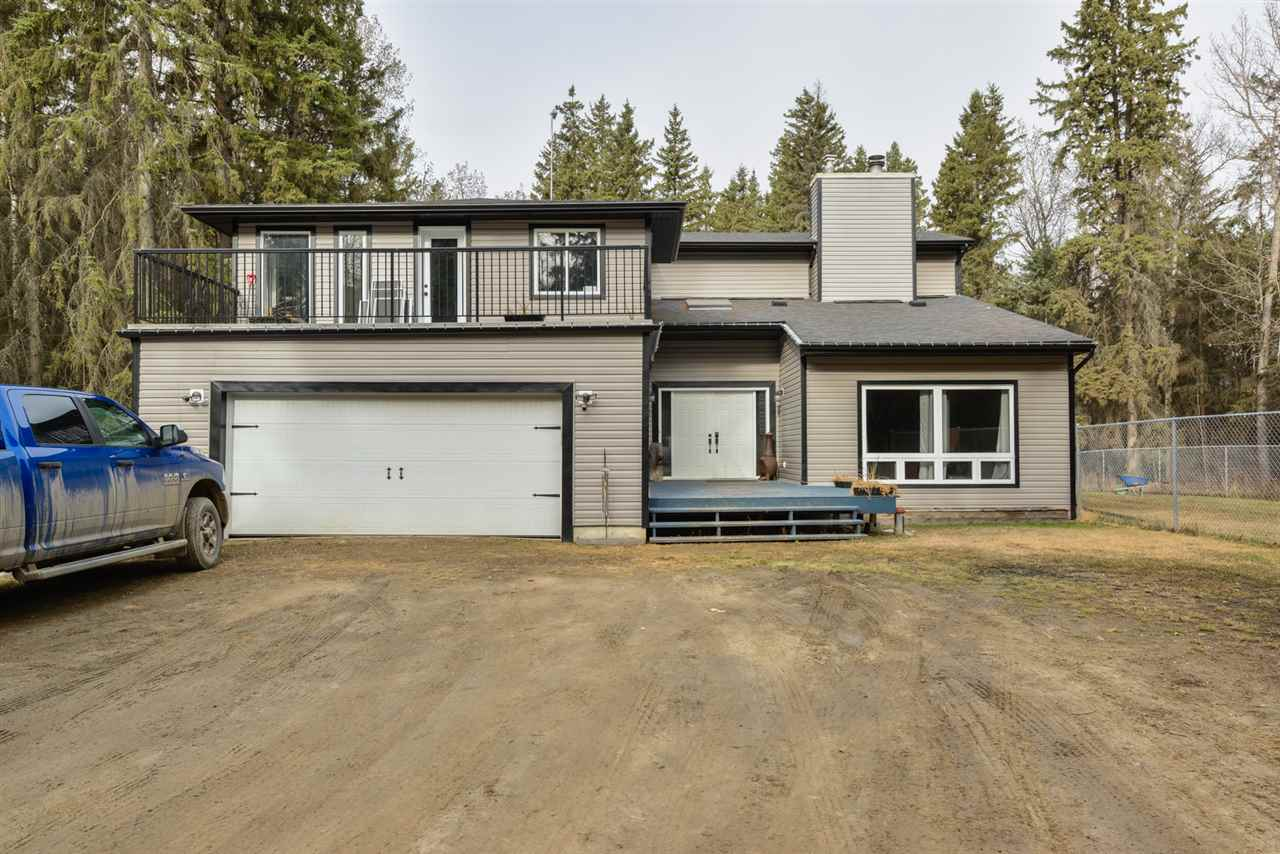 MLS® listing #E4152841 for sale located at 52420 RGE RD 13