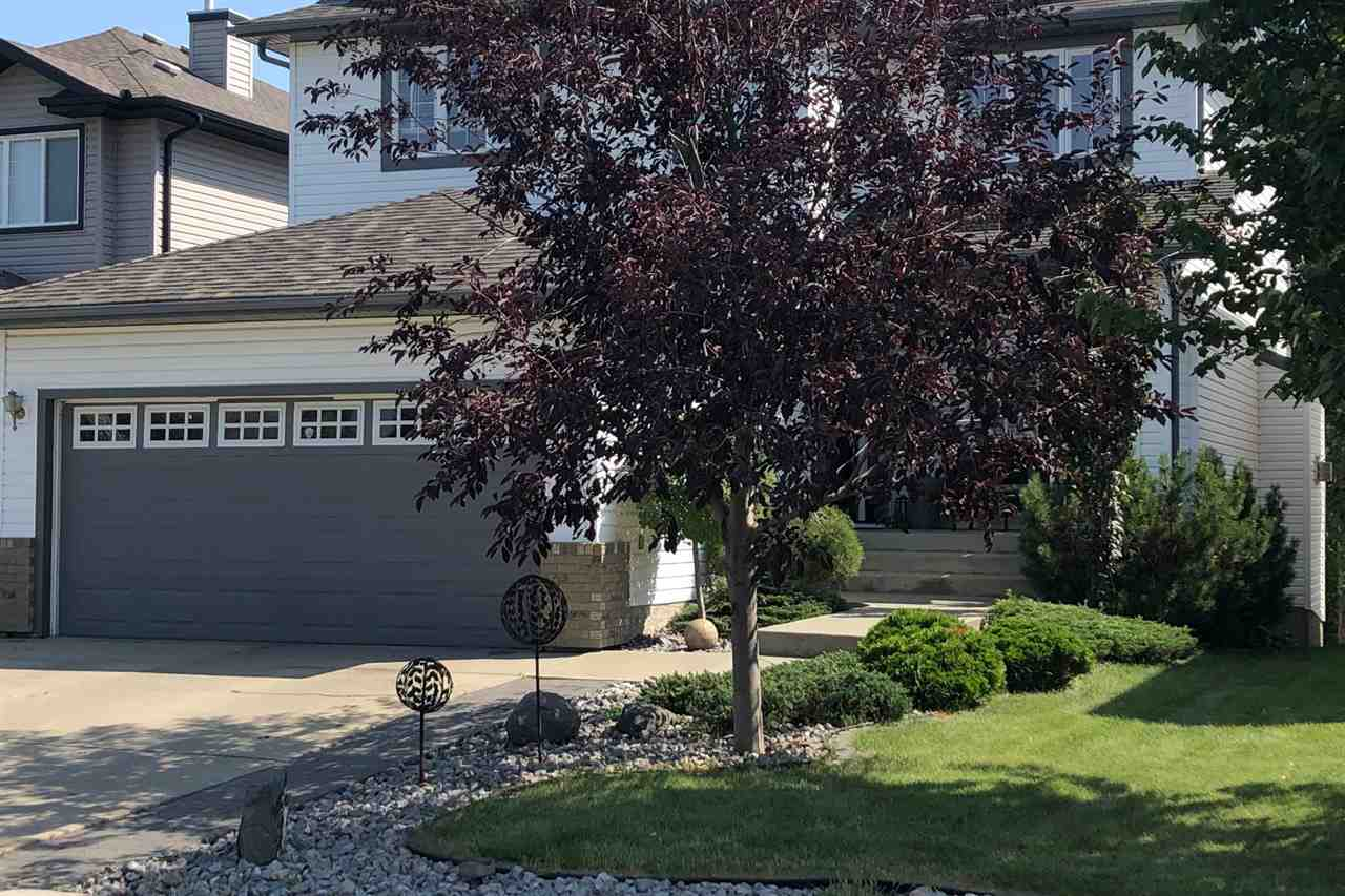 MLS® listing #E4152863 for sale located at 110 Foxhaven Way