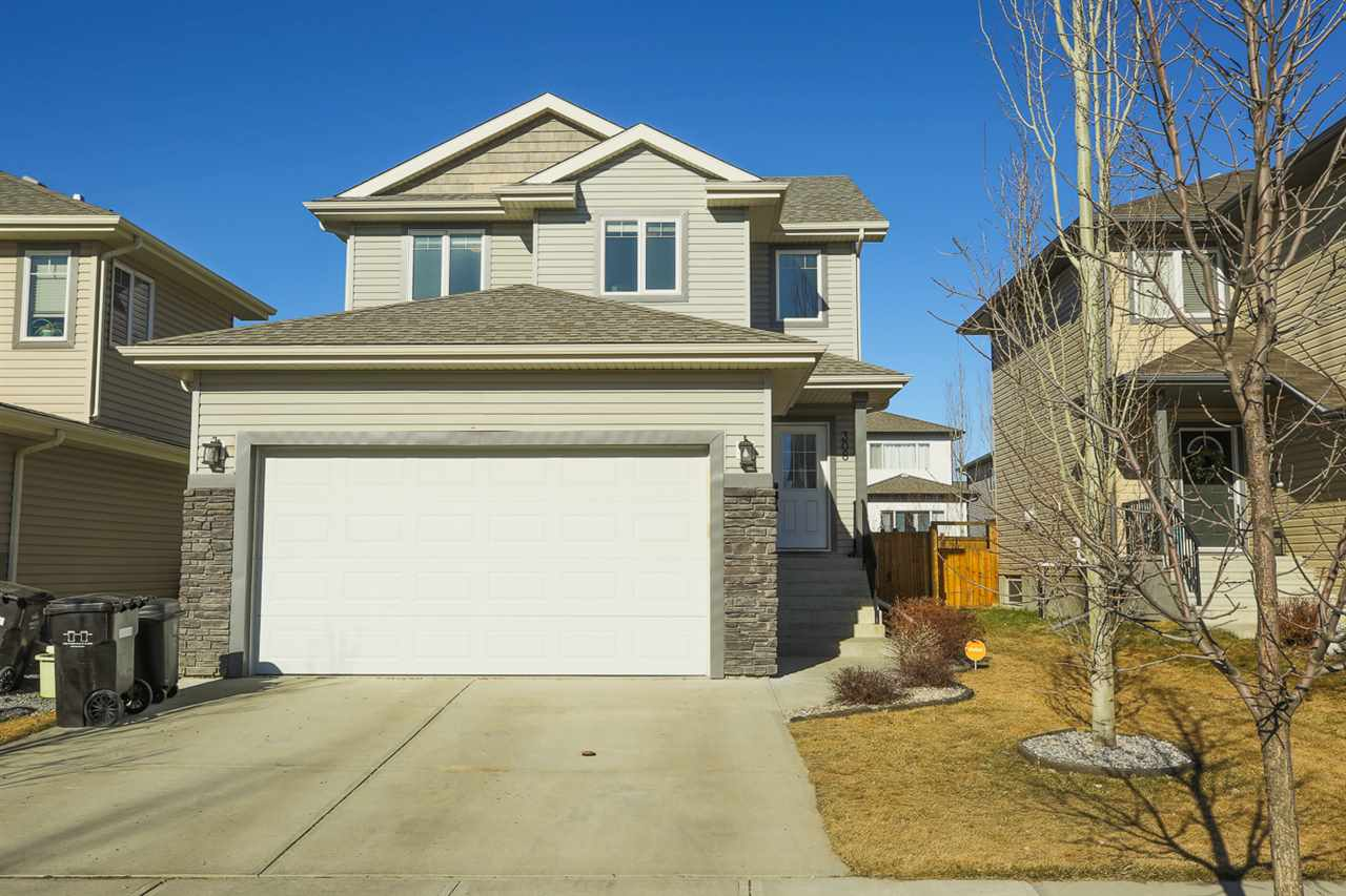 MLS® listing #E4152876 for sale located at 308 Avena Link