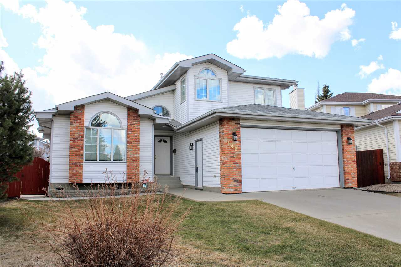 MLS® listing #E4152880 for sale located at 145 MEADOWVIEW Drive