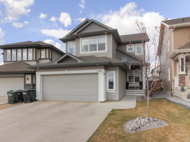 MLS® listing #E4152899 for sale located at 256 SANDALWOOD Crescent