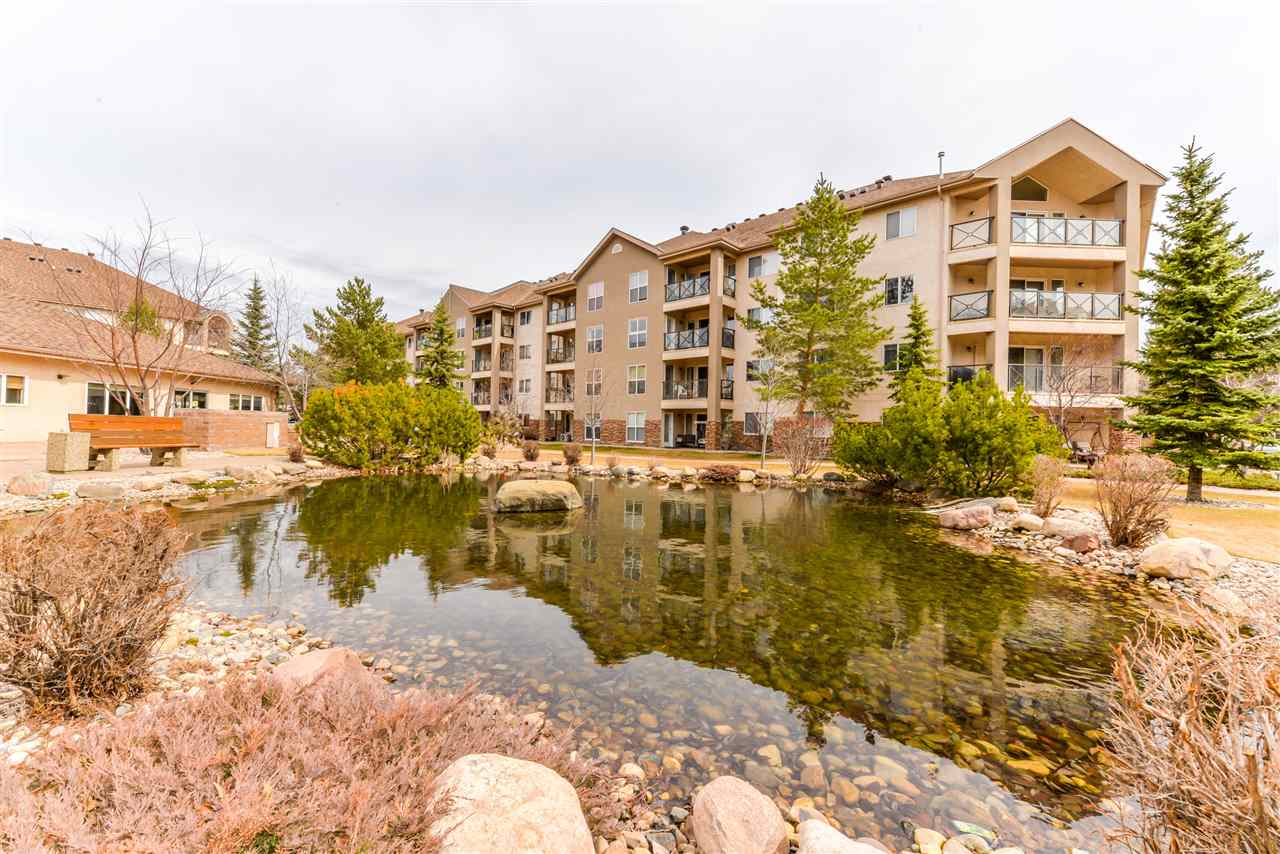 MLS® listing #E4152909 for sale located at 215 8942 156 Street