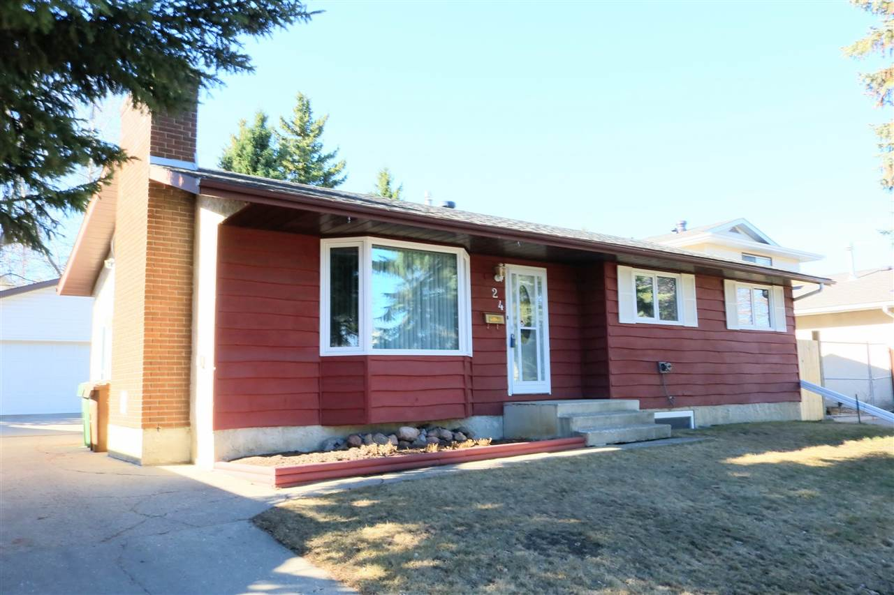 MLS® listing #E4152945 for sale located at 24 ATTWOOD Drive