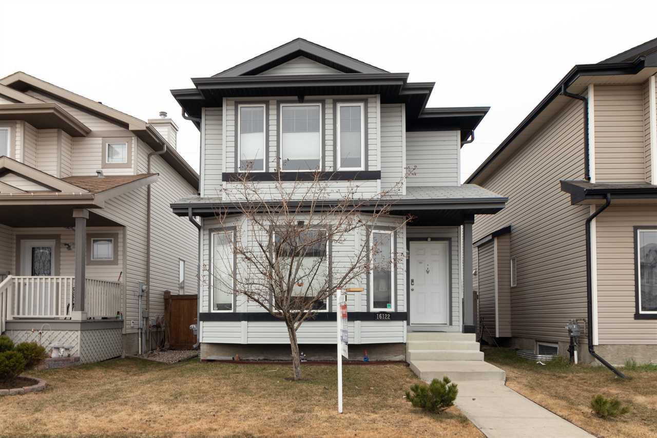 MLS® listing #E4152969 for sale located at 16122 43 Street