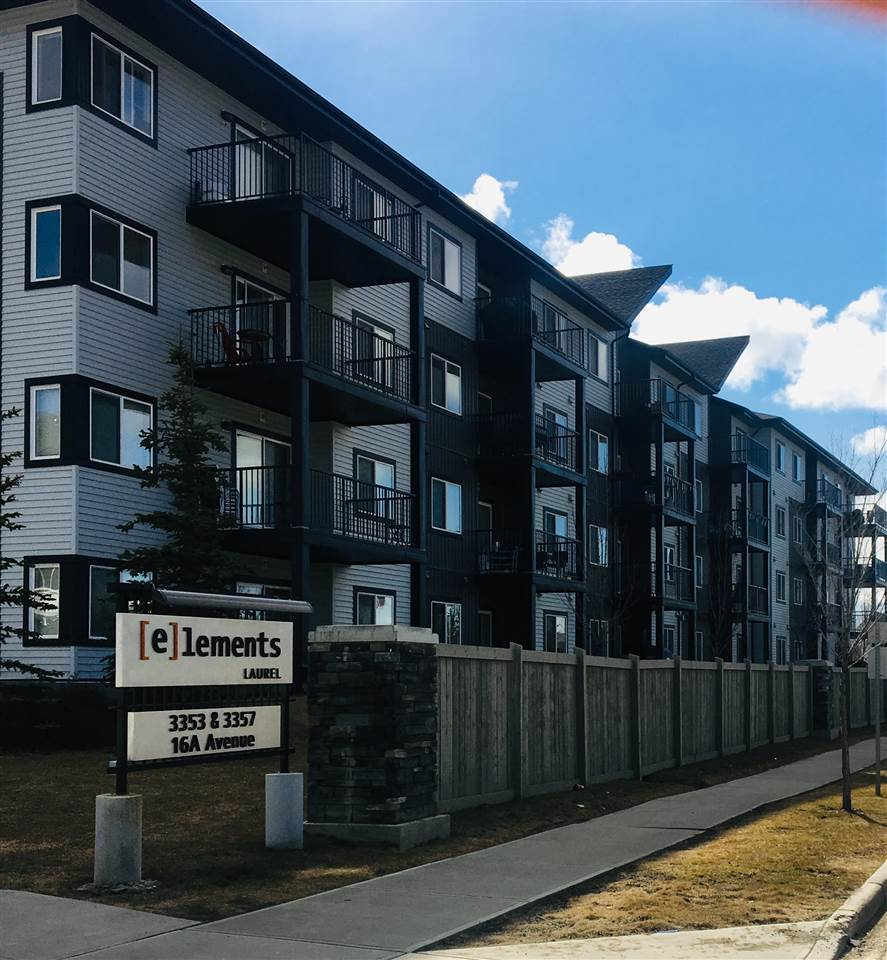 MLS® listing #E4152972 for sale located at 414 3357 16A Avenue