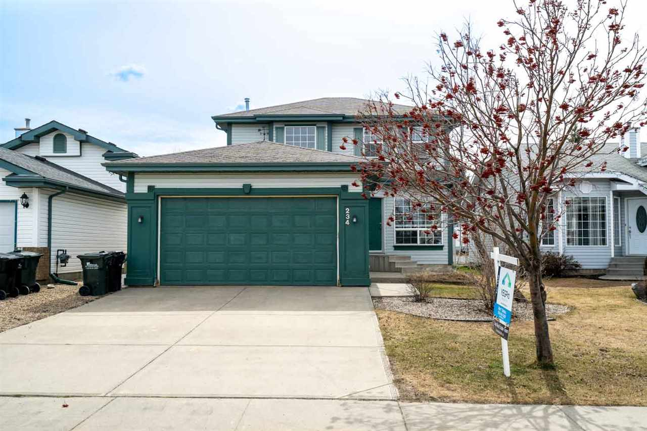MLS® listing #E4152997 for sale located at 234 LILAC Terrace