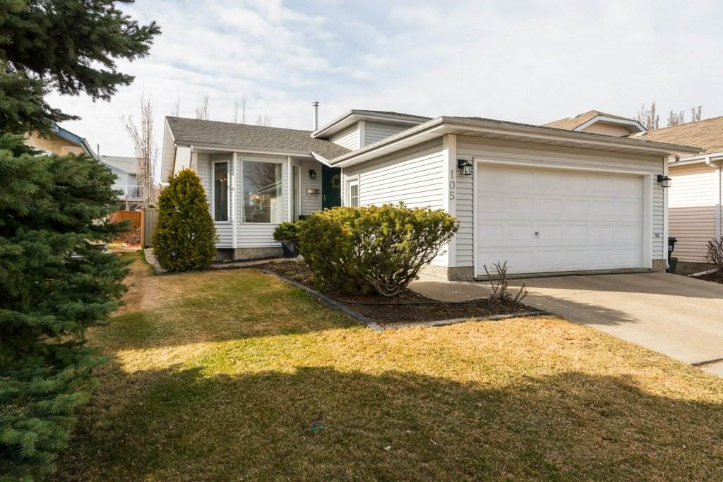 MLS® listing #E4153026 for sale located at 105 BLUEBERRY Crescent