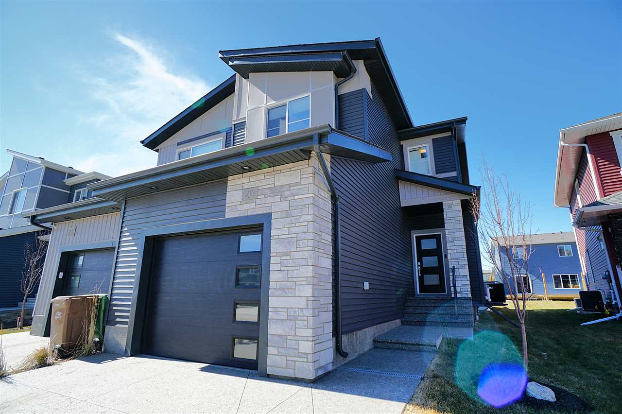 MLS® listing #E4153028 for sale located at 25 Robin Way