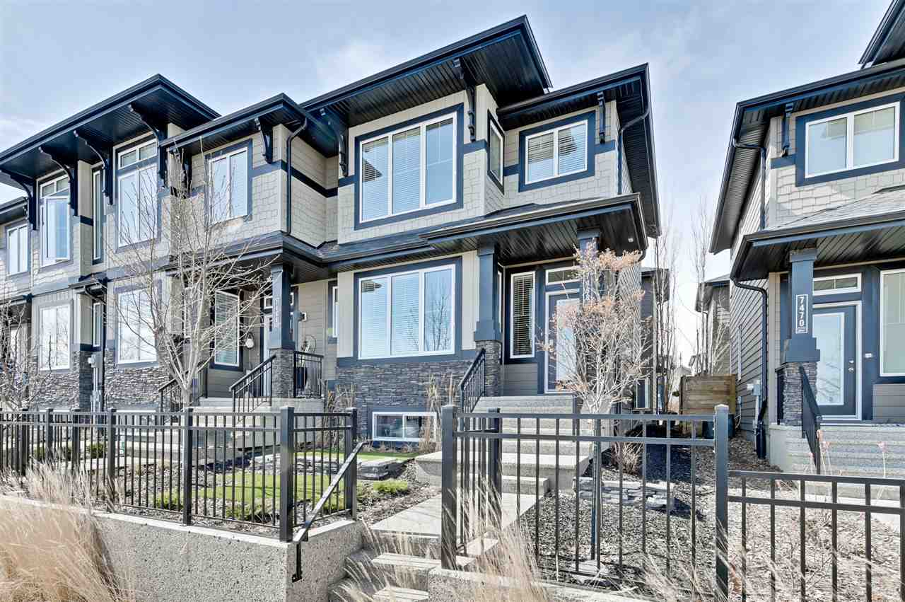 MLS® listing #E4153033 for sale located at 7468 MAY Common