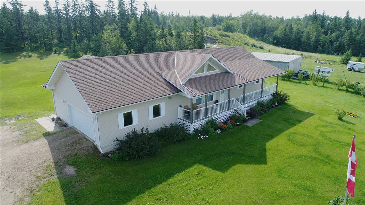 MLS® listing #E4153049 for sale located at 57101 RR 233