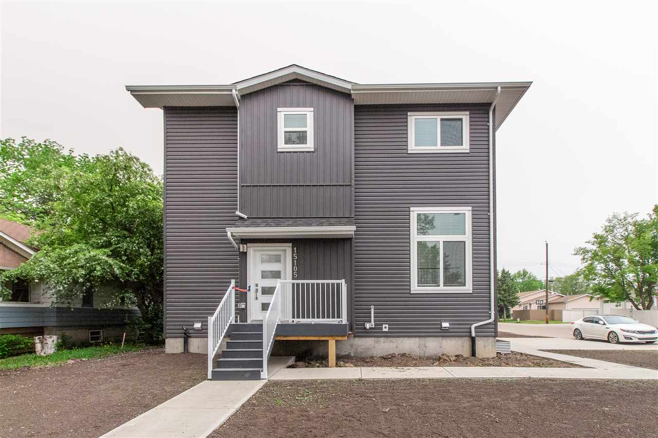 MLS® listing #E4153057 for sale located at 15105 103 Avenue NW