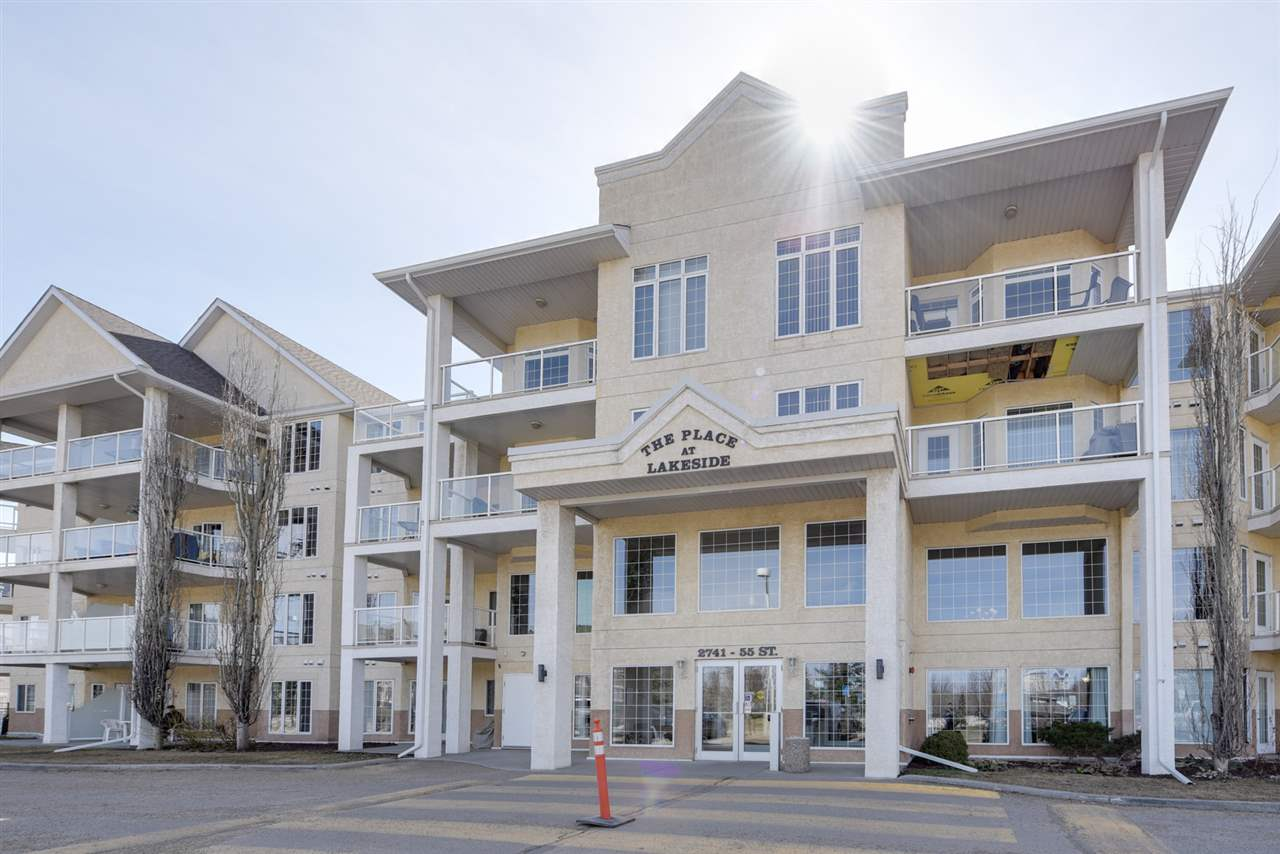MLS® listing #E4153067 for sale located at 306 2741 55 Street