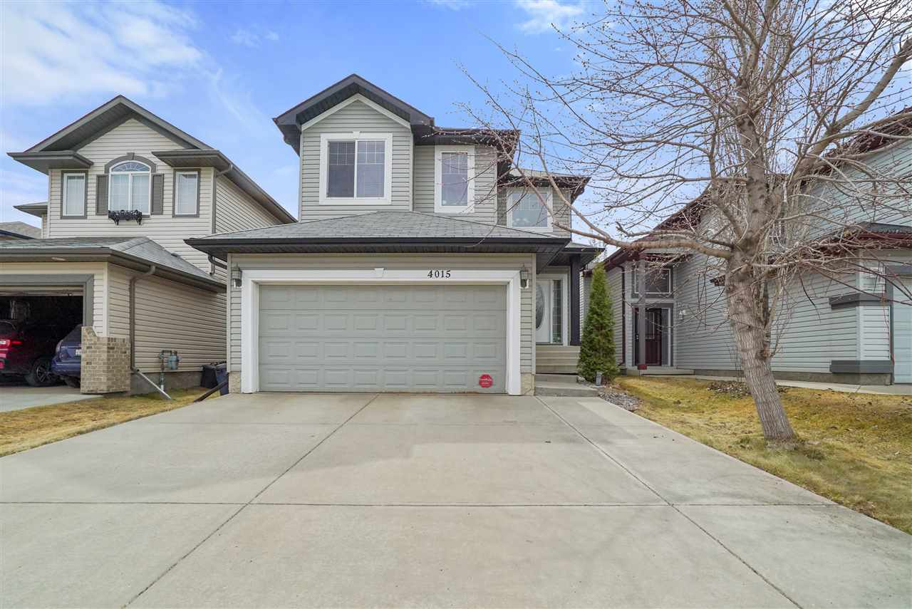 MLS® listing #E4153088 for sale located at 4015 158 Avenue