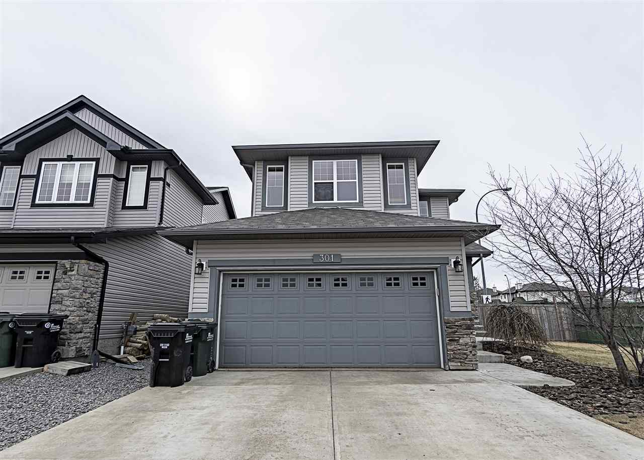 MLS® listing #E4153096 for sale located at 301 COWAN Crescent