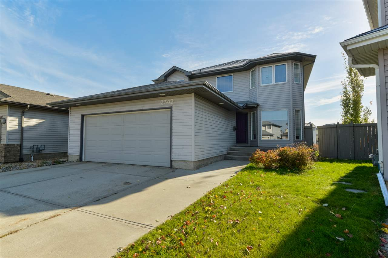 MLS® listing #E4153101 for sale located at 3303 32 Avenue