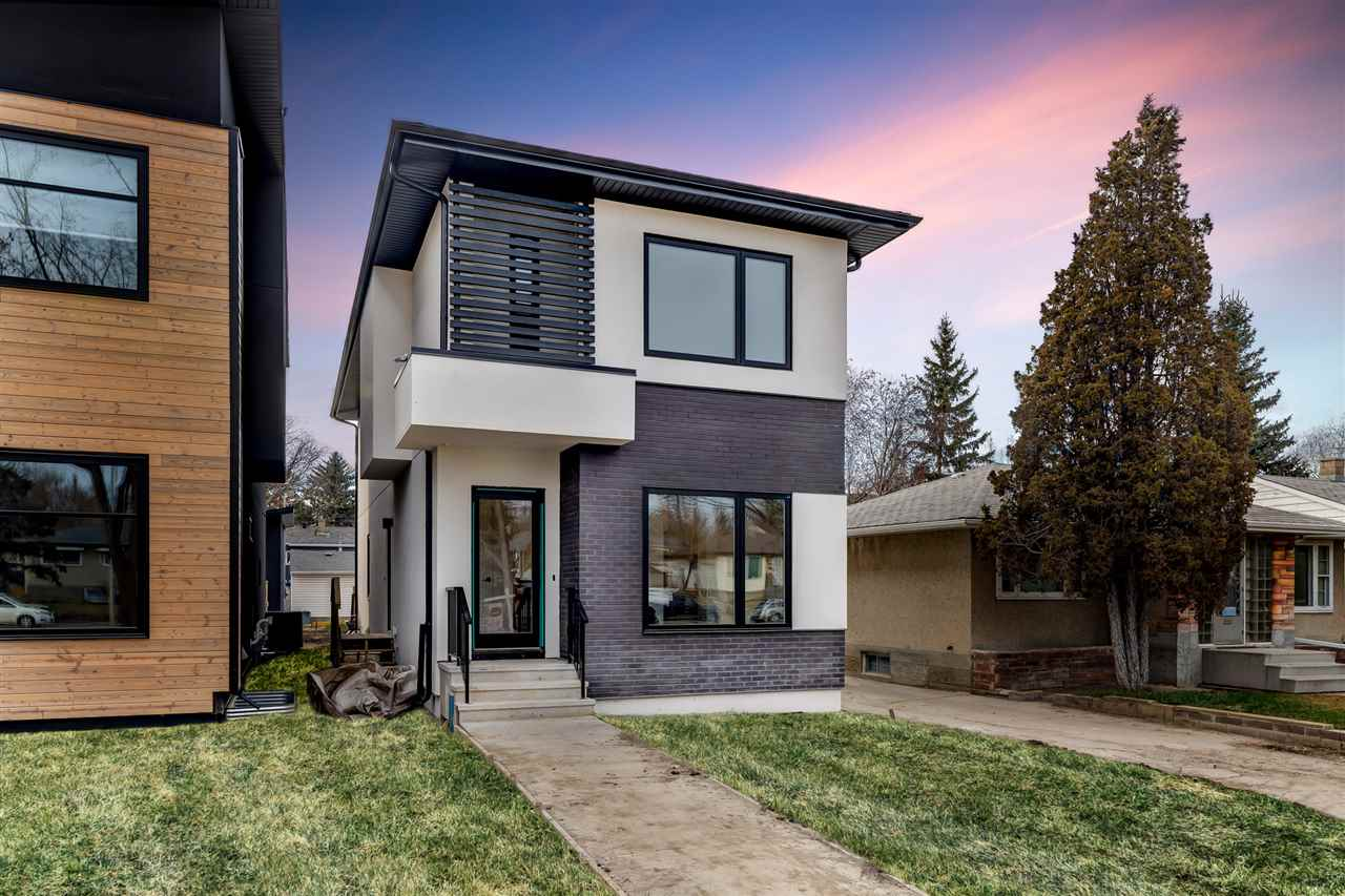 MLS® listing #E4153125 for sale located at 9616 85 Street